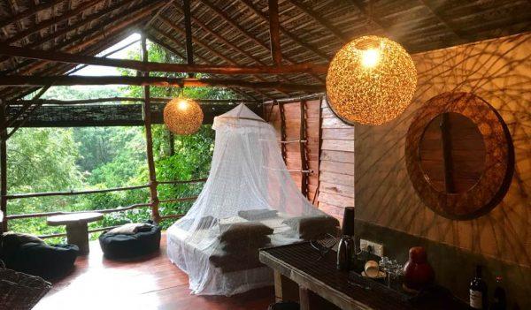 Borderlands River Base Camp  *  Kitulgala