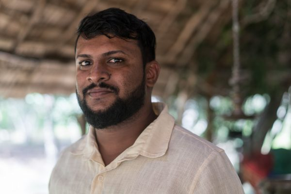Eieren for Yala Camping Safari, Mahesh