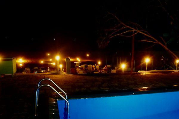 Julefeiring Sri Lanka At Ease Beach Hotel