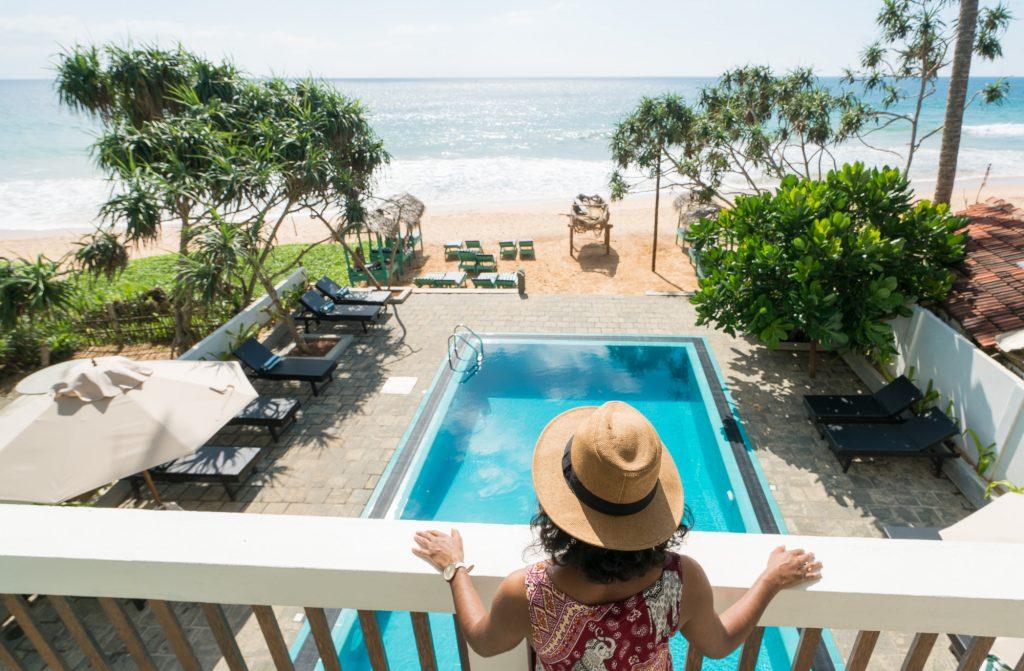 At Ease Beach Hotel Hikkaduwa