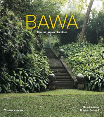Bøker om Sri Lanka- Bawa The Sri Lanka Gardens