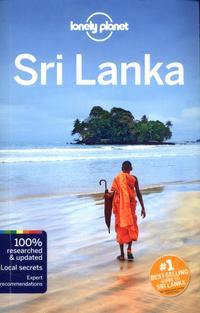 Bøker om Sri Lanka Lonely Planet