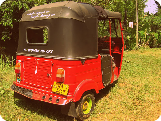 Tuktuk Tuk-tuk Sri Lanka