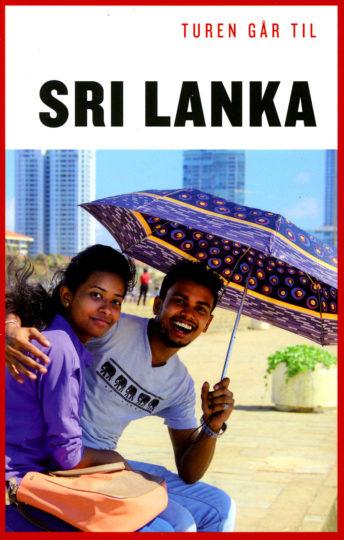 bøker Turen går til Sri Lanka