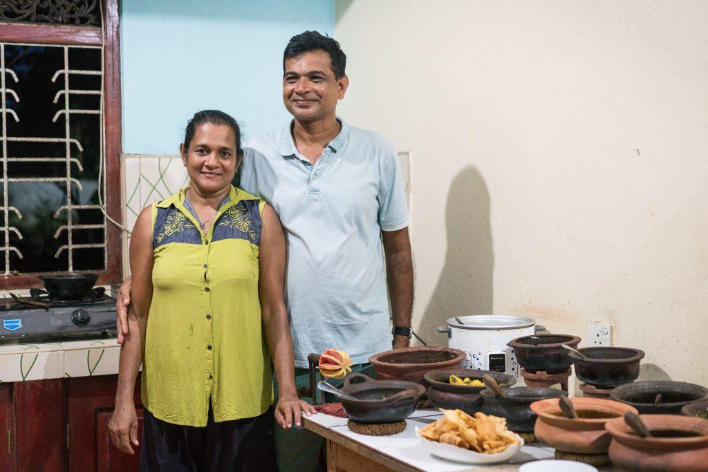 Matlagingskurs Hikkadwa Rice & curry