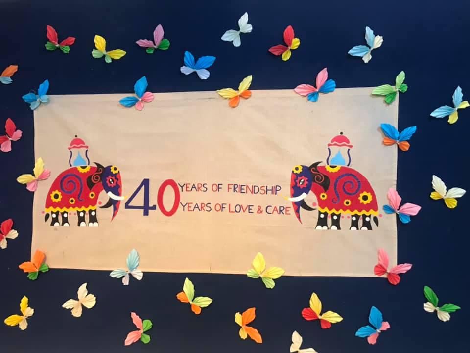 Marys Venner 40 år