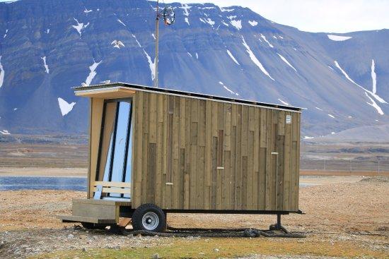 Badstue Svalbard