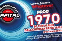 Lo speciale 50 Top Album di PROG ITALIA su Radio Capital – PODCAST