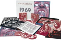 """King Crimson: il cofanetto di 26 dischi """"The Complete 1969 Recordings"""" – COMPRA"""