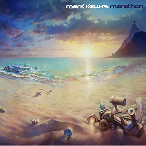 """Mark Kelly's Marathon"", il primo album solista del tastierista dei Marillion – VIDEO & COMPRA"