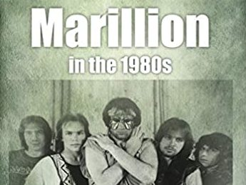 "Il libro ""Marillion in the 80s"" – COMPRA"