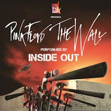 Tribute Band:  Pink Floyd Inside Out – The Wall live 11/12/2021 – BIGLIETTI