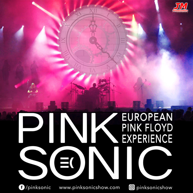 Pink Floyd Tribute Band: Pink Sonic – NUOVE DATE & BIGLIETTI