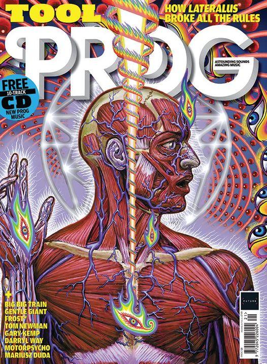 Prog Magazine: il numero 121 è online e in edicola – SOMMARIO, COMPRA & ABBONATI