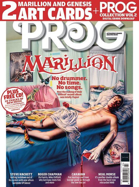 Prog Magazine: il numero 123 è online e in edicola – SOMMARIO, COMPRA & ABBONATI
