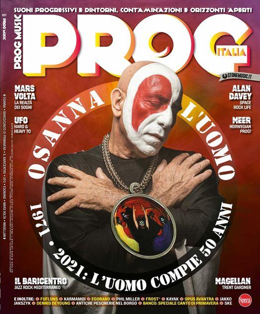 Prog Italia: il numero 37 è online e in edicola- SOMMARIO, COMPRA & ABBONATI