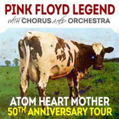 Tribute Band: Pink Floyd Legend – Atom Heart Mother – ANNULLATO – AGGIORNAMENTI