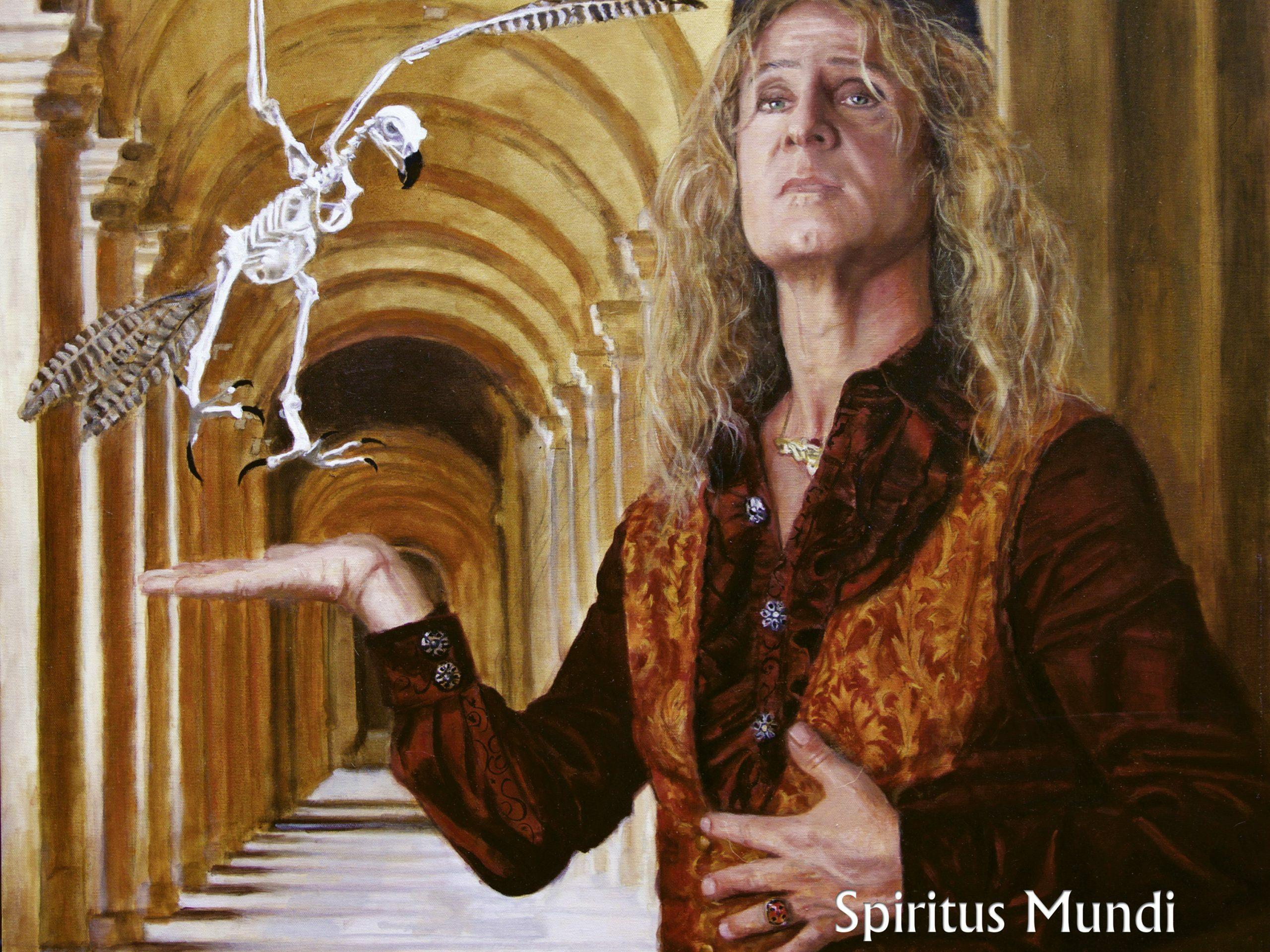 """Nad Sylvan: il nuovo album """"Spiritus Mundi""""- VIDEO & COMPRA"""