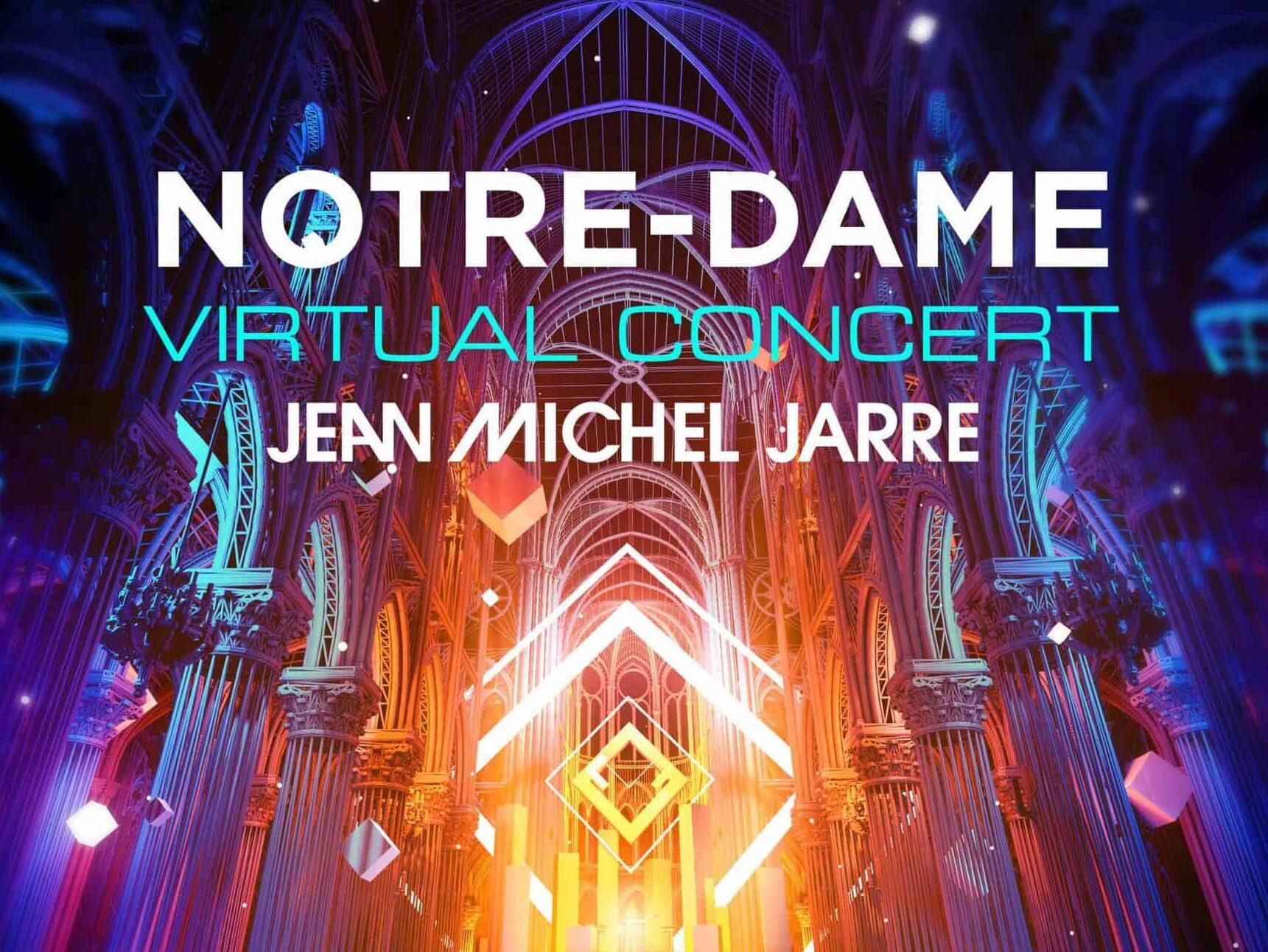Jean-Michel Jarre: Capodanno con uno spettacolare live show virtuale – VIDEO