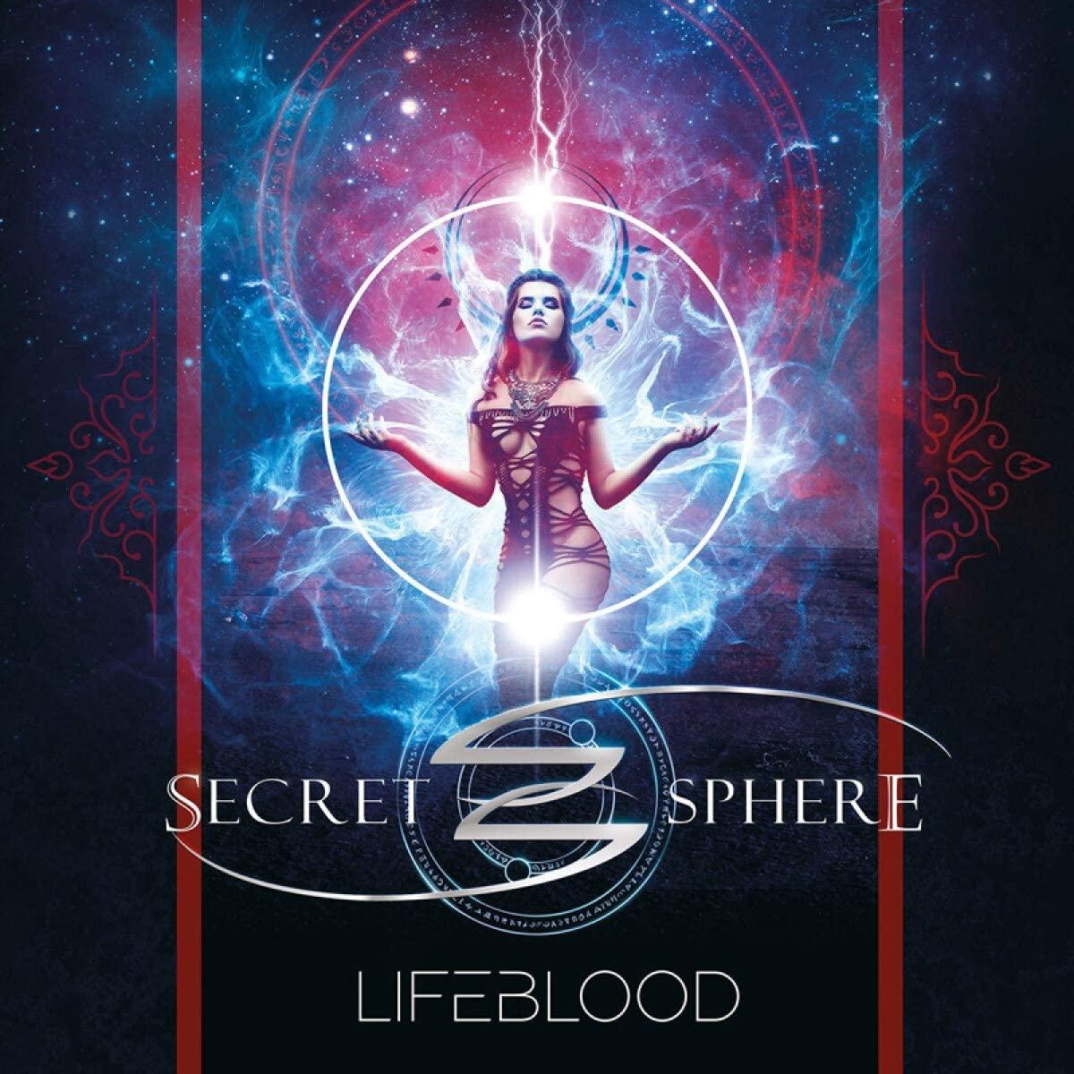 """Secret Sphere: il nuovo album """"Lifeblood"""" – VIDEO & COMPRA"""