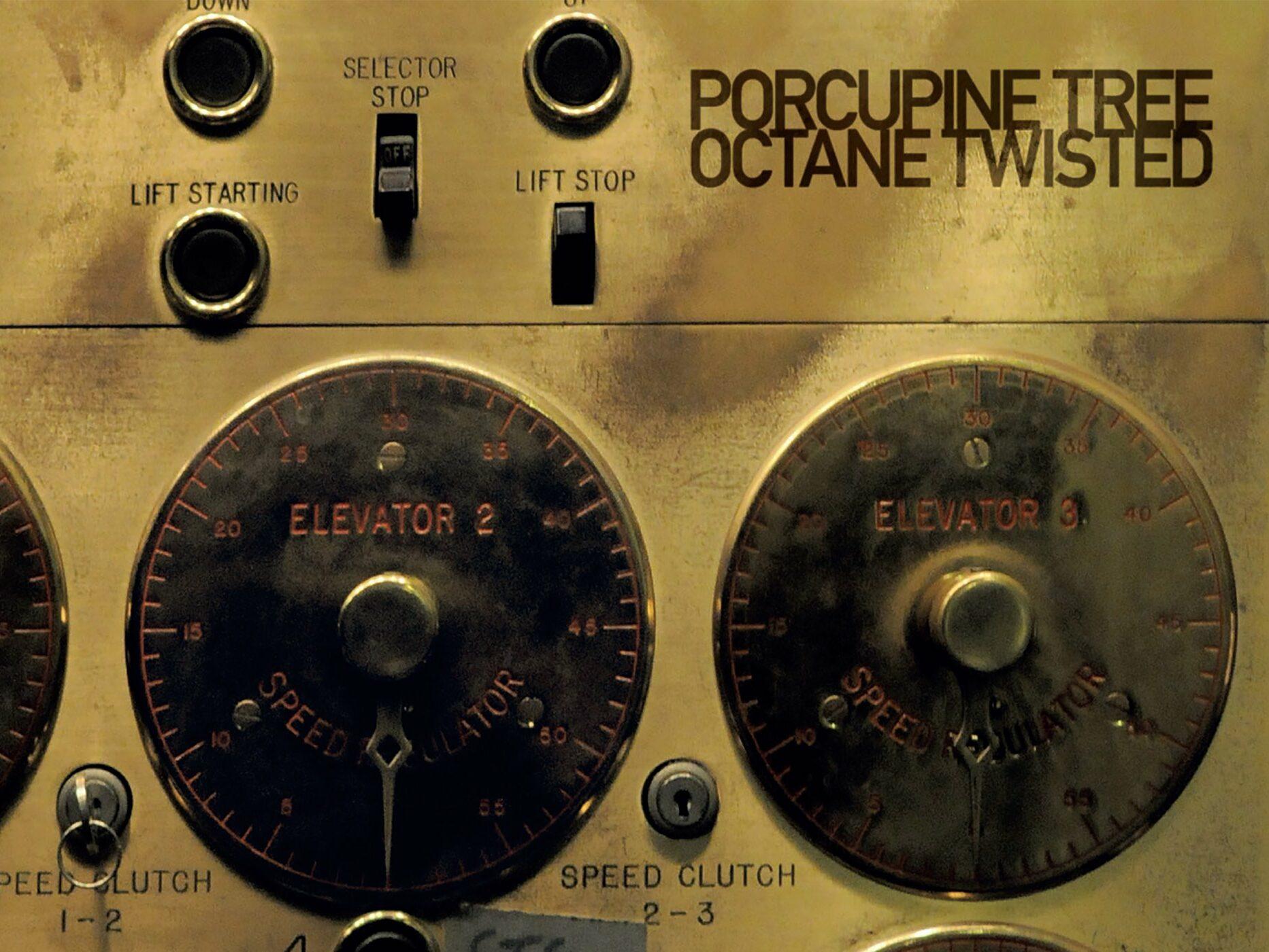 """Porcupine Tree: """"Octane Twisted"""" per la prima volta su vinile – COMPRA"""