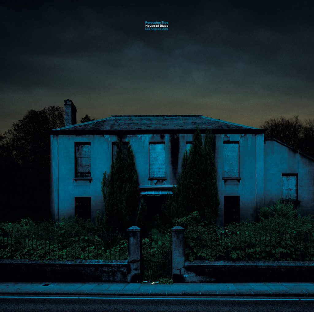 """Porcupine Tree: """"House of Blues Los Angeles 2003"""" in versione 2LP"""