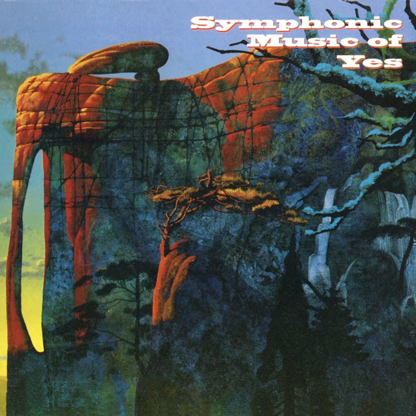 """""""The Symphonic Music Of Yes"""", con Steve Howe, Bill Bruford e Jon Anderson, è stato ristampato – COMPRA"""