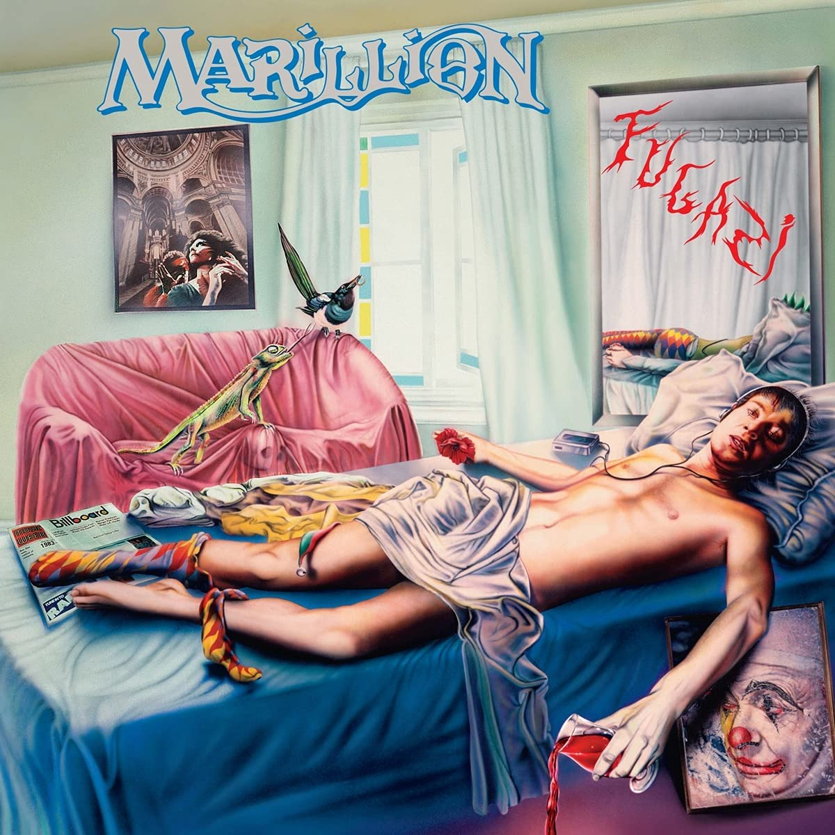 """Marillion: il secondo album, """"Fugazi"""" del 1984, torna in versione deluxe ad agosto e settembre – PRE-ORDINA"""