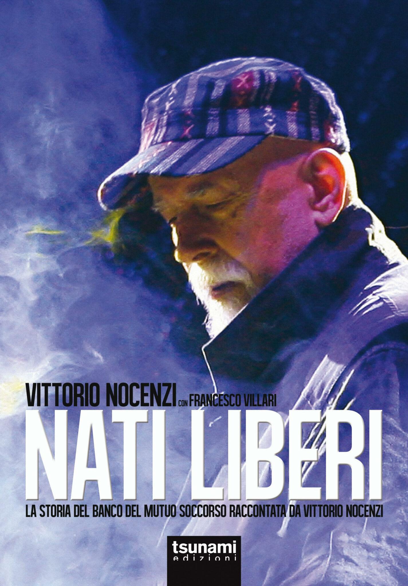 Banco del Mutuo Soccorso: la sua storia raccontata da Vittorio Nocenzi in un libro – COMPRA