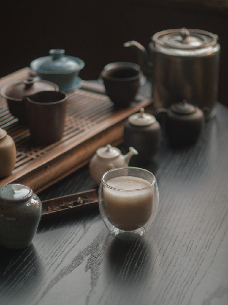 finest Chinese tea