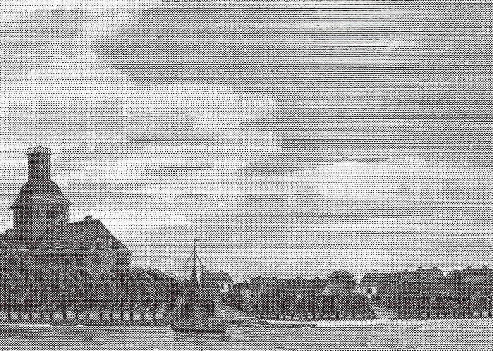 1845: Udsnit af prospekt