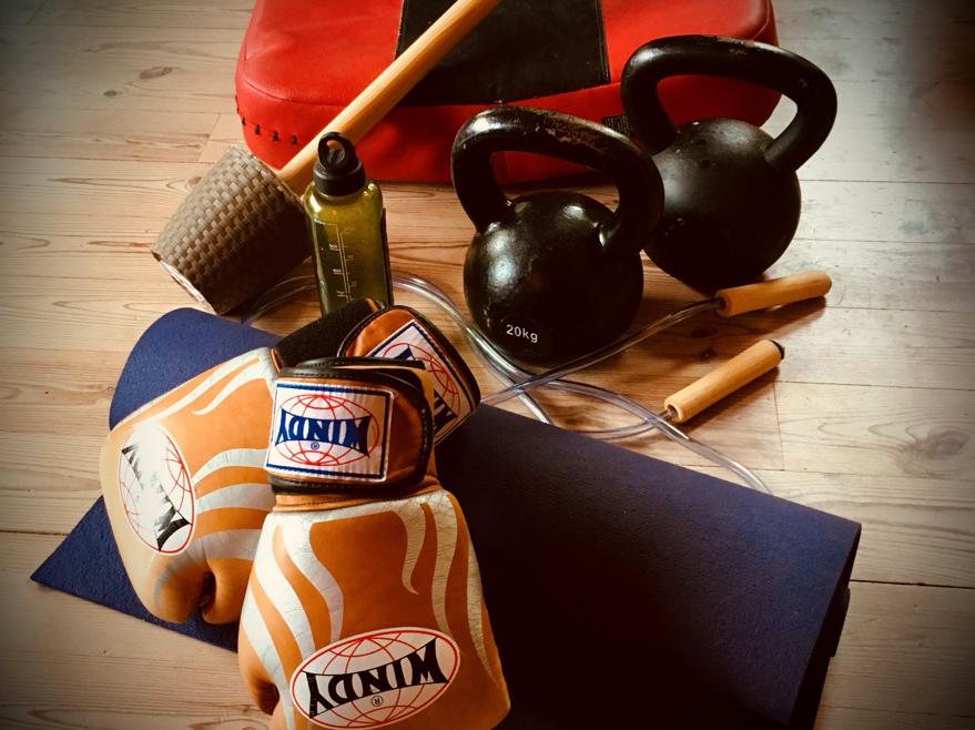 Vi starter nyt hold – Funktionel karate