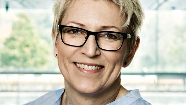 Mette Marie Langenge