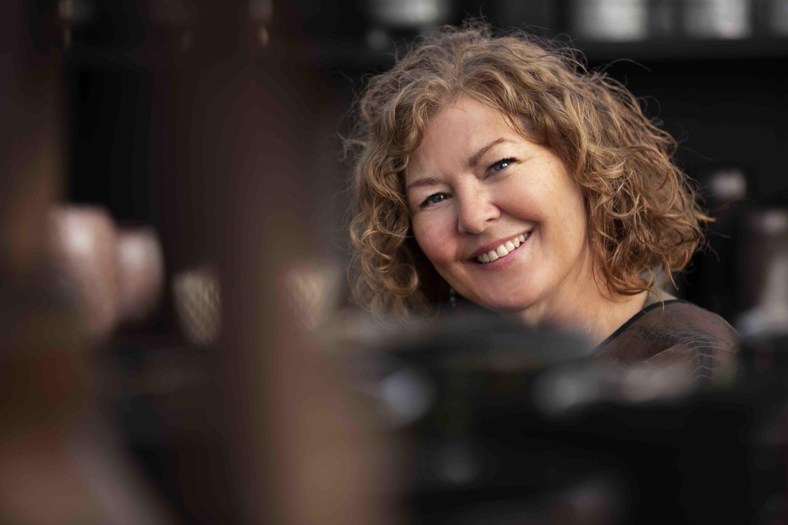 Afdelingsleder AnnetteKaad: Min selvsikkerhed er vokset med erfaringen