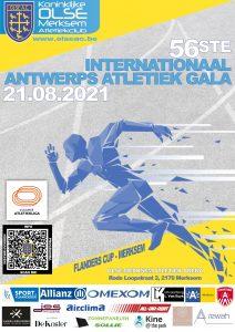 Internationaal Atletiek Gala Meeting @ Rode Loop