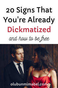 dickmatized