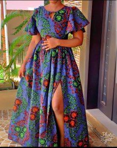 100+ Unique Latest Ankara Styles for Ladies