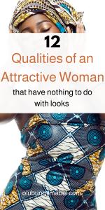 attractive woman habits
