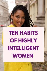 intelligent women