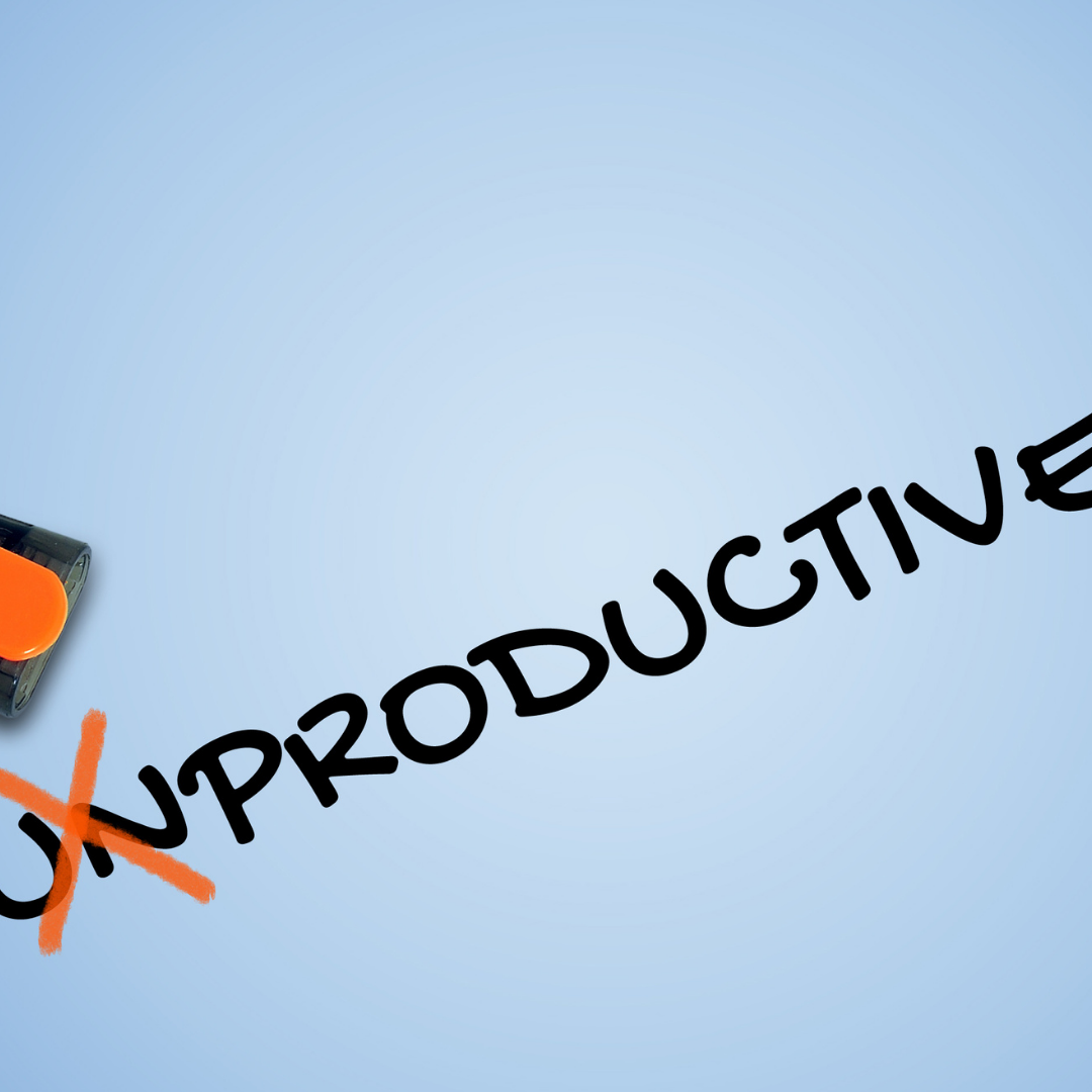 50 Unproductive Habits To Get Rid Of For A Better Life