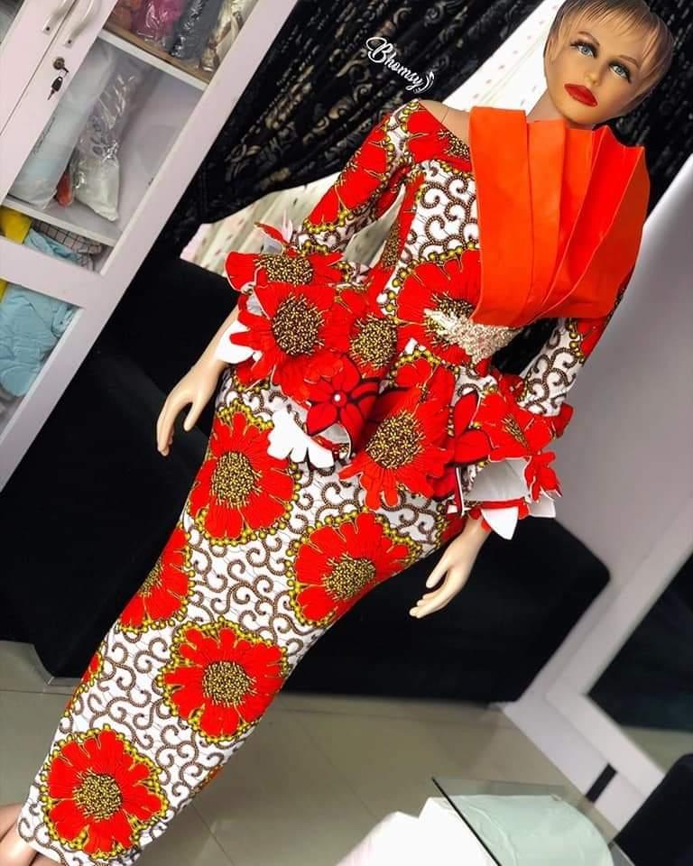 27 Gorgeous Ankara Styles For Stylish Women