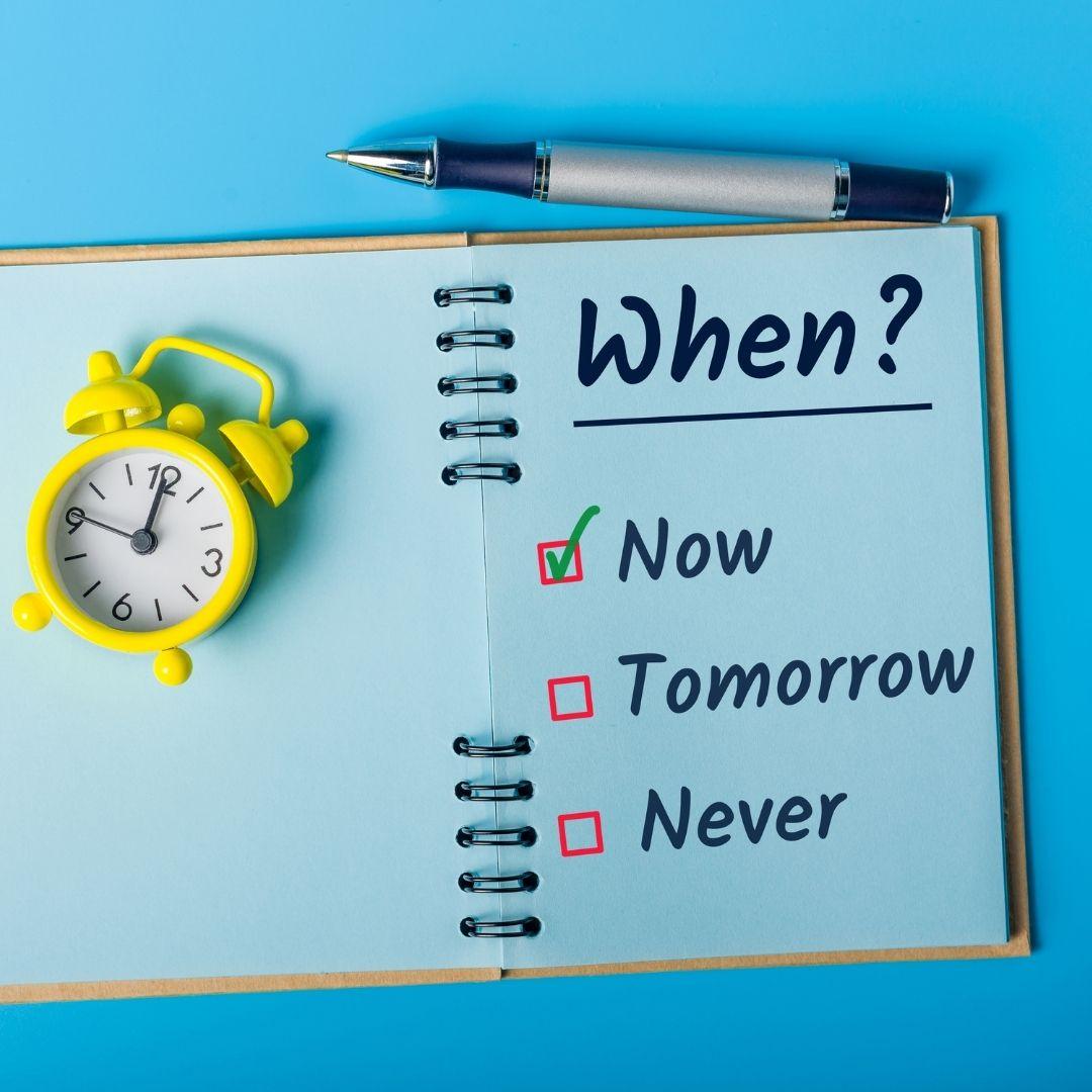 habits of unsuccessful people