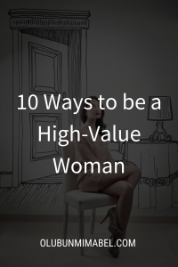 how to be a high-value partner