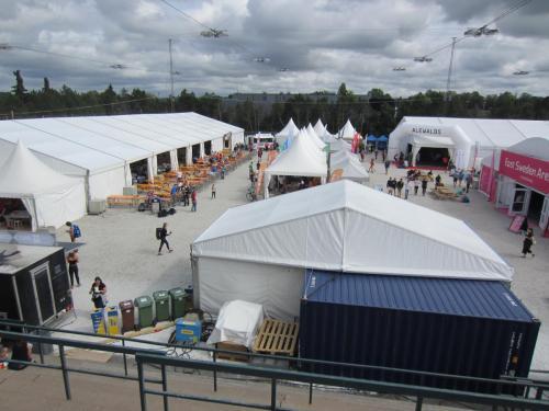 O-ringen arenan på Himmelstalund 20190723
