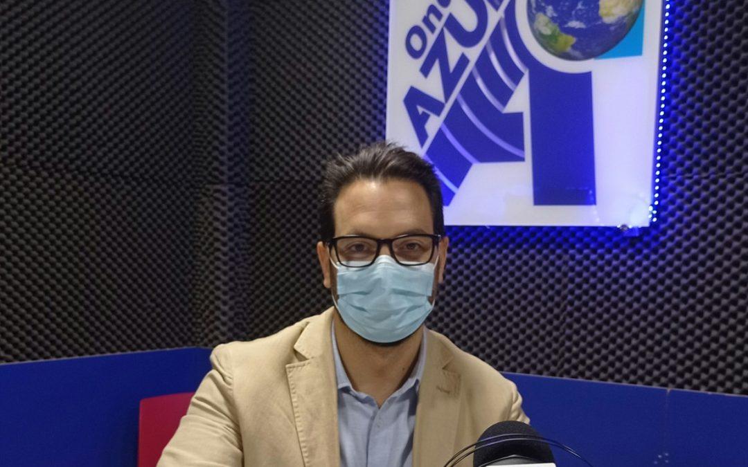 Entrevista con Federico Alarcón, Concejal de Ocupación de Vía Pública