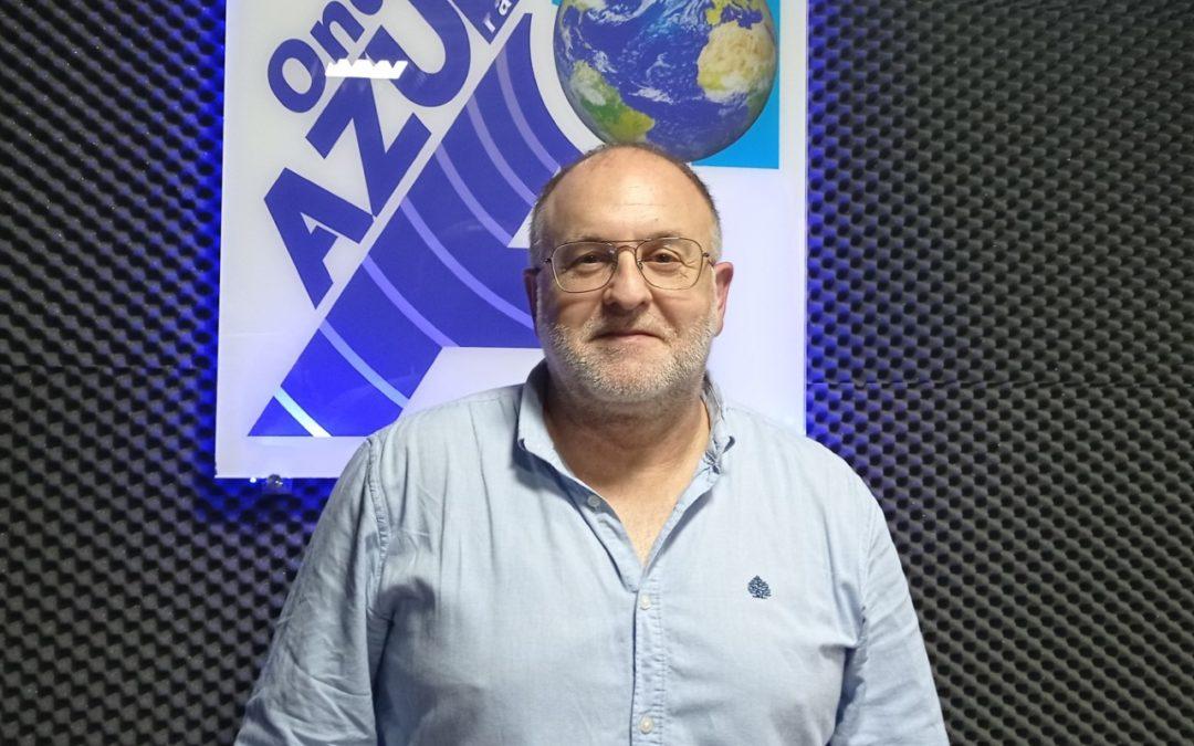 Entrevista al Concejal del Psoe Andrés Antón