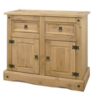Corona 2 door 2 draw Sideboard