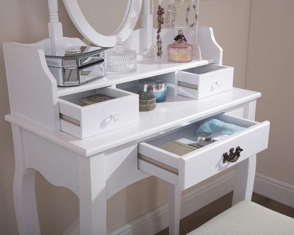 Lumberton Dressing Table Set 2