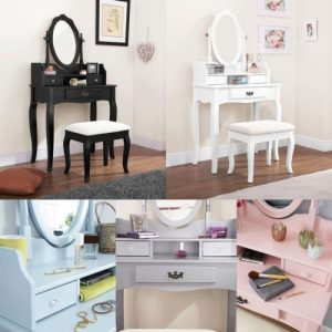 Lumberton Dressing Table Set