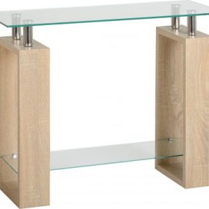 Milan Sonoma Console Table